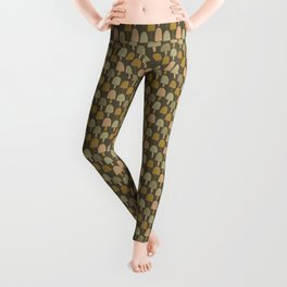 Pattern project #34 / Small Trees Leggings