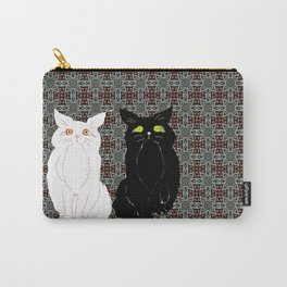 Opposites Attract 2 Carry-All Pouch