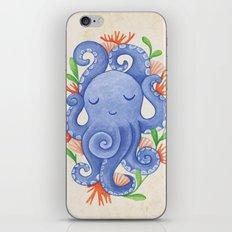 Ladypus iPhone & iPod Skin