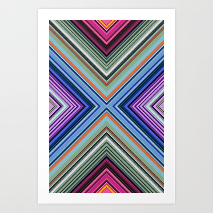 Bit Miniboss Art Print