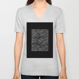 Inverted Incline Unisex V-Neck