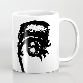 Peek Coffee Mug