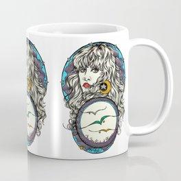 The 3 Birds of Rhiannon Coffee Mug