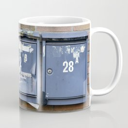 Mailboxes Coffee Mug