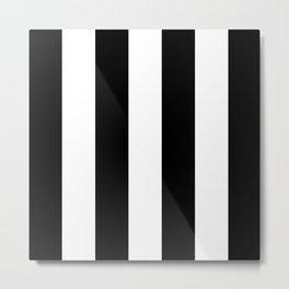 #15 Lines Metal Print