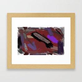 VIII Framed Art Print