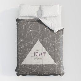 The Light of Men Comforters