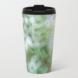 Flowers & Swirl Travel Mug