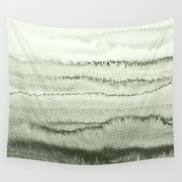WITHIN THE TIDES - SAGE GREEN by MS  Wall Tapestry