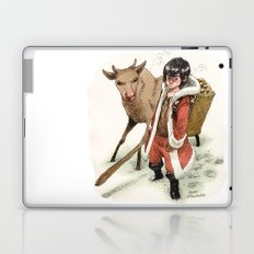 Kid Santa Laptop & iPad Skin