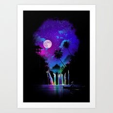 Resting Place Art Print