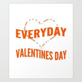 Valentine's Day - Valentine's Day - Love - 14 February Art Print