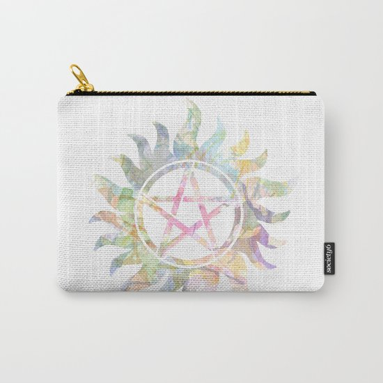 Supernatural watercolours Carry-All Pouch