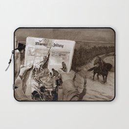The battle of Hemmingstedt Laptop Sleeve