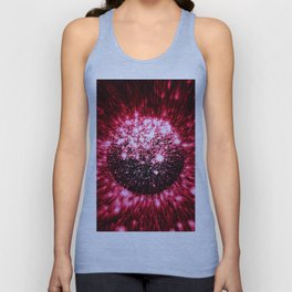 Coming to A Galaxy Near You Red Unisex Tank Top