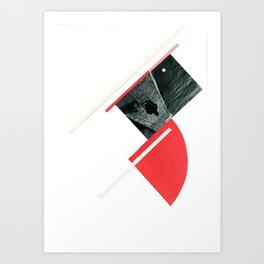 Tribute to Rodchenko Art Print