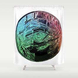 ICU Shower Curtain