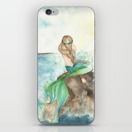 Summer Mermaid iPhone Skin