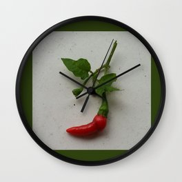 X'MAS STOCKING Wall Clock