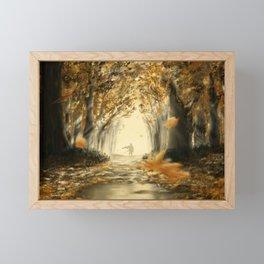 Ghost of Tsushima Framed Mini Art Print