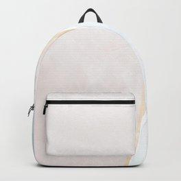 Simple Marble Backpack