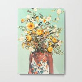 Floral Posters You Loved Me Metal Print