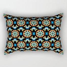 Geometric Pattern III - Festiv Rectangular Pillow