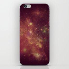 Galaxy Dust iPhone Skin