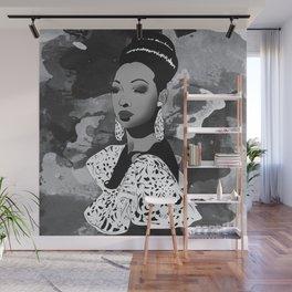 Josephine Baker Wall Mural