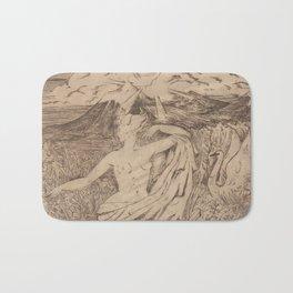 Persephone Rising Bath Mat