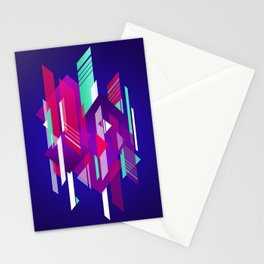 Shattered and Stained Stationery Cards