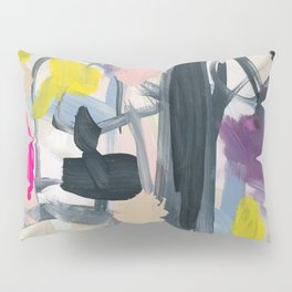 Colorful Chaos Pillow Sham