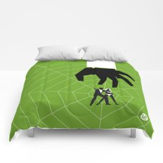 Green Dr No Comforters