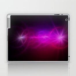 Purple Yggdrasil Laptop & iPad Skin