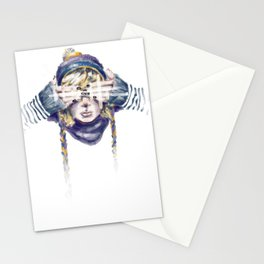 If I Can't See You... Stationery Cards