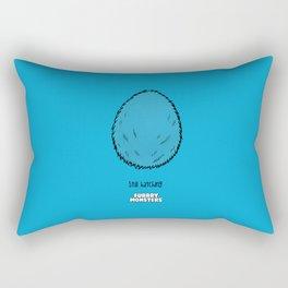 Blue Egg Rectangular Pillow
