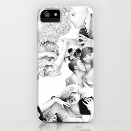Intoxicating Revelations of Memory iPhone Case