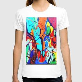 Confrontation II T-shirt