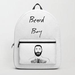 Beard Boy: Emilio 2 Backpack