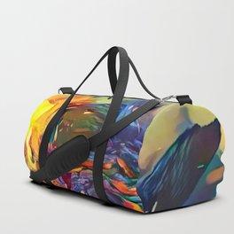Groovy Fire Duffle Bag