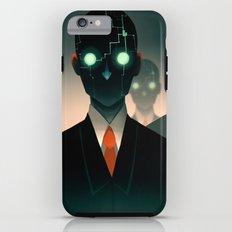 Microchip mind control iPhone 6 Tough Case