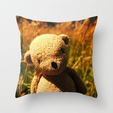 Palin Meadow Throw Pillow