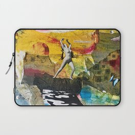 Dispensing Vicarious Thrills Laptop Sleeve