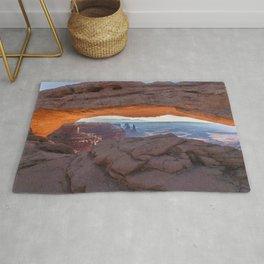 Mesa Arch - Canyonlands National Park Rug