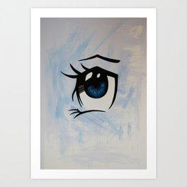 IYE Art Print