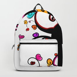 Love Blossoms - Spring burst Backpack