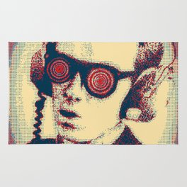Army Of Costello Pumps It Up Rug