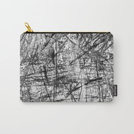 Scratchy_ART Carry-All Pouch