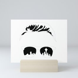 MACKLEMORE HIPSTER Mini Art Print