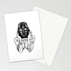 Darth Lady Stationery Cards